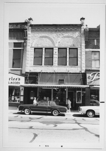1136 Main St. - Nov. 1982