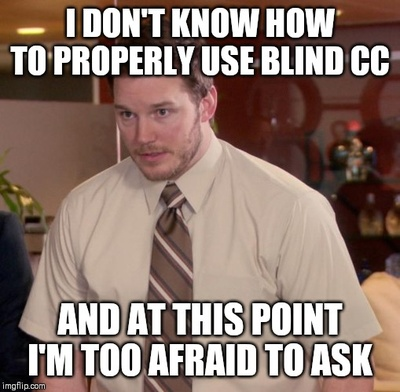 Don't know how to use BCC?
