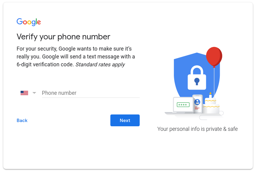 7. Enter In Your Phone Number For Verification Screenshot.jpg