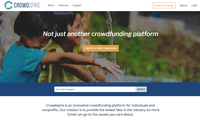 Crowdspire Main Page