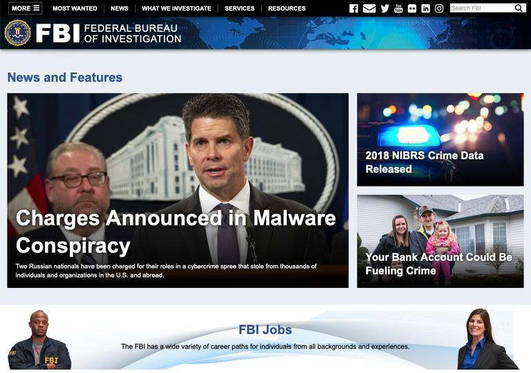 FBI.gov 1