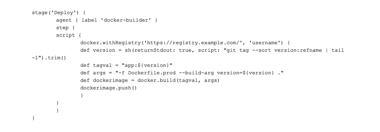 Jenkins Code Example 3