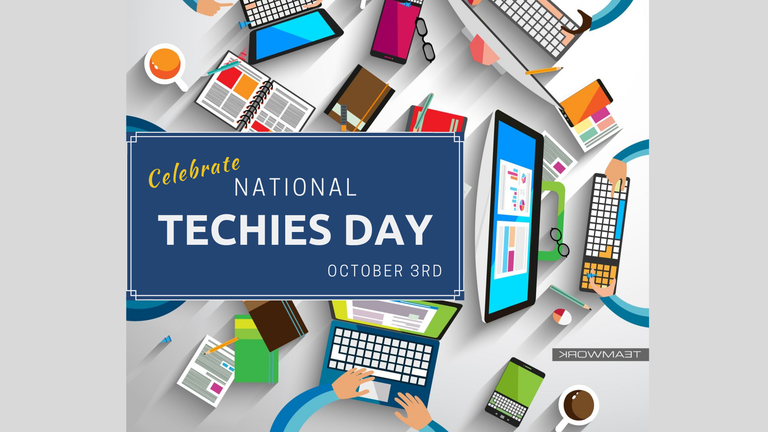 National Techies Day