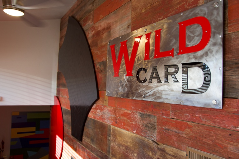 Wildcard Corp. sign