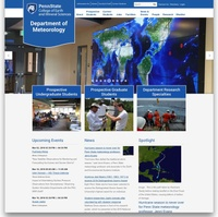 Meteorology and Atmospheric Science at Penn State
